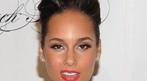 Alicia Keys, Queen Latifah y Serena Williams acuden a la gala solidaria Black Ball en Nueva York