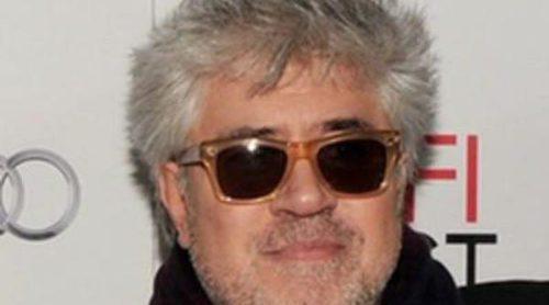 Pedro Almodóvar recibe un homenaje en Hollywood para la productora 'El Deseo' junto a Antonio Banderas