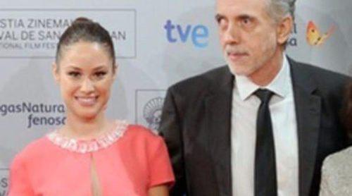 Fernando Trueba y Aída Folch estrenan 'El artista y la modelo' en el Festival de San Sebastián 2012