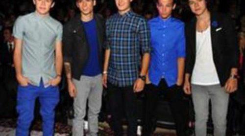 One Direction, acusados de plagiar a The Clash con su canción 'Live While We're Young'