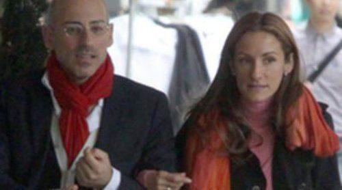 Jaime del Burgo y Telma Ortiz, ¿un matrimonio roto cuatro meses después de su boda?
