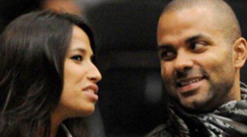 Tony Parker le enseña a su novia Axelle todos los secretos de la NBA