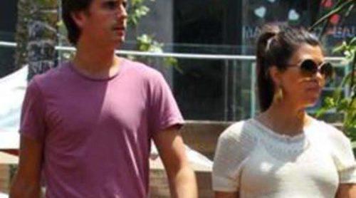 Scott Disick adora a los hijos que tiene con Kourtney Kardashian y es mejor padre desde el nacimiento de Penelope