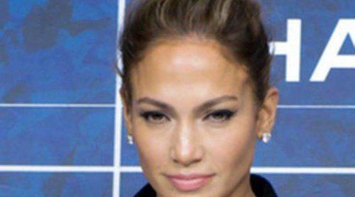 Jennifer Lopez, Laura Hayden y Bérénice Bejo siguen la primavera/verano 2013 de la Semana de la Moda de París