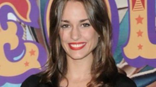 Silvia Alonso, María Castro, Natalia Sánchez y Dafne Fernández asistieron al estreno de 'Eoloh!'
