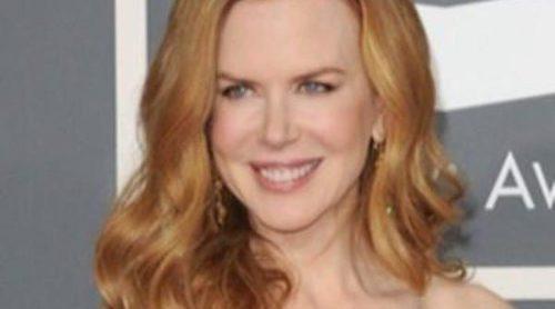 Nicole Kidman se muestra caracterizada como Grace Kelly para la película 'Grace of Monaco'