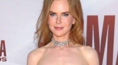 Nicole Kidman se convierte en Grace Kelly en las primeras imágenes del rodaje de 'Grace of Monaco'