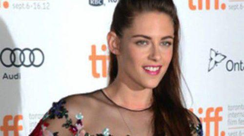 Kristen Stewart se desnuda y protagoniza unas imágenes muy tórridas en otras imágenes de 'On the Road'
