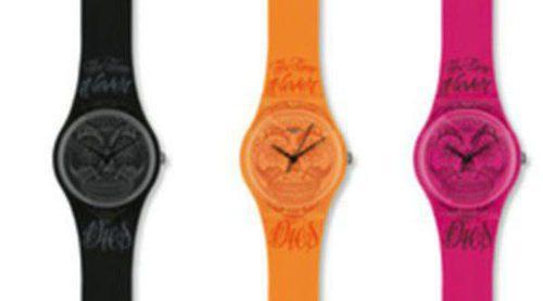 Swatch lanza una colección de relojes inspirada en Halloween
