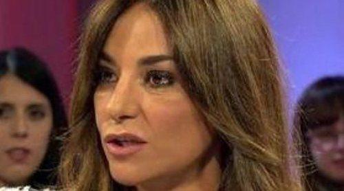 Mariló Montero critica el pin antifascista de Pablo Iglesias en la toma de posesión: 'Es un acto de rebeldía'