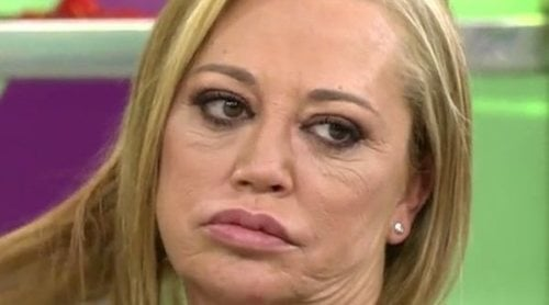 Belén Esteban, harta de que siempre se hable de ella, estalla en 'Sálvame': 'Me siento utilizada'