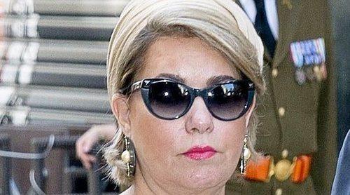 María Teresa de Luxemburgo anula sus compromisos oficiales por el ingreso hospitalario de su hermano menor