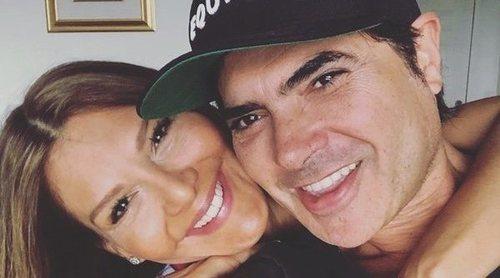 Ivonne Reyes anuncia su boda con el actor de telenovelas Gabriel Fernández