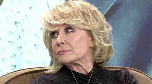 Mila Ximénez defiende nuevamente a Belén Ro en 'Sálvame': 'No me ha metido mierda contra Belén Esteban'