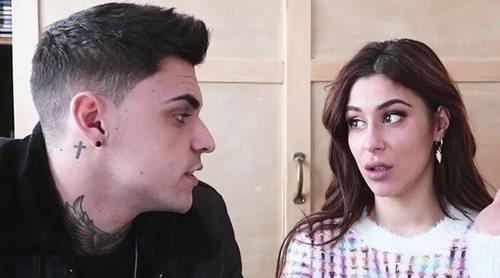 Bea Ratamal ('GH 17') hace un test de compatibilidad con su novio y terminan peleándose por Rodri Fuertes