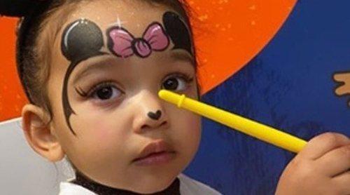 Kim Kardashian celebra el segundo cumpleaños de su hija Chicago con una fiesta temática de Disney