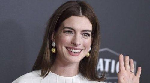 Anne Hathaway, pillada revelando el sexo de su segundo hijo