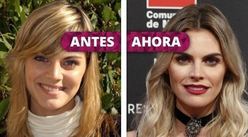 Así ha cambiado Amaia Salamanca: La transformación de la actriz desde sus inicios