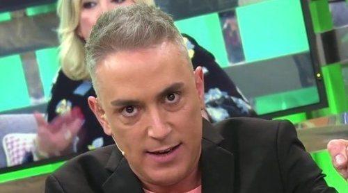 Kiko Hernández vuelve a cargar contra Carmen Borrego: 'Voy a contar tus cosas y todas tus mierdas'