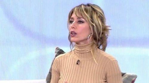 Emma García cuestiona a Carmen Borrego en 'Viva la Vida': 'Aquí dice una cosa y en la revista otra'