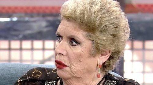 María Jimenez, sobre Bigote Arrocet: 'Es un putañero, le tiraba los tejos a otras mujeres estando casado'