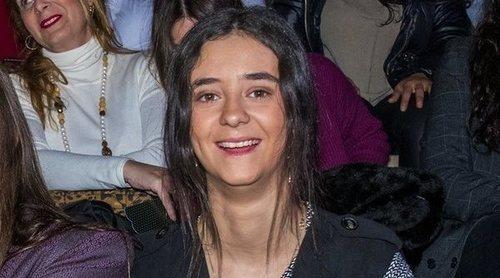 Victoria Federica recupera la sonrisa con amigos tras la muerte de la Infanta Pilar
