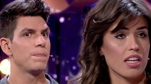 Sofía Suescun se enfrenta con Diego Matamoros: 'Con un mierdas como tú no voy a cruzar una palabra'
