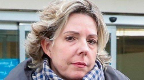 Simoneta Gómez-Acebo recibe el alta tras su ingreso hospitalario por una neumonía