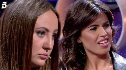 El dardo de Rocío Flores a Sofía Suescun: 'No necesito estar aquí para que hablen de mí'
