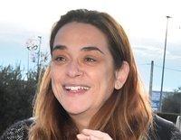 Toñi Moreno ingresa para dar a luz a su hija Lola