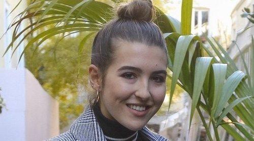 Alba Díaz abandona París de un día para otro para continuar sus estudios en Madrid