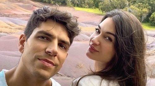 Diego Matamoros y Estela rompieron supuestamente días antes del inicio de 'El tiempo del descuento'