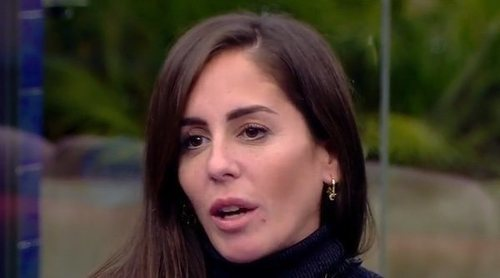 Anabel Pantoja, hundida en 'El tiempo del descuento':