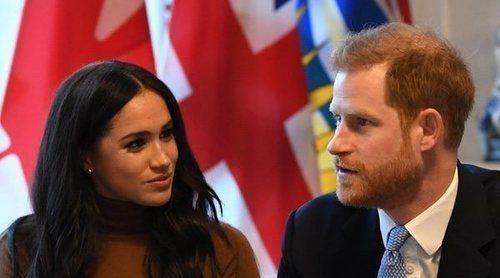 El Príncipe Harry y Meghan Markle tendrán que pagarse su propia seguridad en Canadá