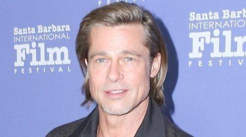 El agradecimiento de Brad Pitt en el Festival de Cine de Santa Bárbara por el galardón a su carrera