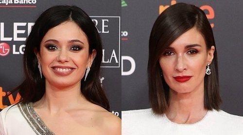 Así ha sido la alfombra roja de los Premios Goya 2020: todo al blanco y derrochando elegancia