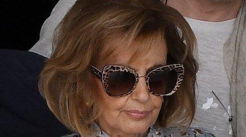 María Teresa Campos desmiente haber hablado con Bigote Arrocet como aseguraba Diego Arrabal
