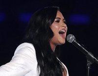 Grammy 2020: La emoción de Demi Lovato en su vuelta a los escenarios tras sufrir una sobredosis