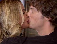 Jordi Cruz presenta a su novia Rebecca Lima con un increíble beso en la final de 'Masterchef Junior 7'