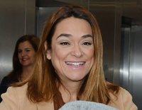 Toñi Moreno, muy emocionada y feliz, presenta a su hija Lola