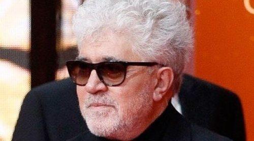 El desliz de Pedro Almodóvar que ha revelado un secreto de Penélope Cruz en la alfombra roja de los Goya 2020