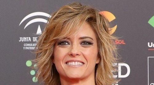 María Casado en los Goya 2020: de 'colar' a 'Sálvame' a su homenaje a Sara Montiel