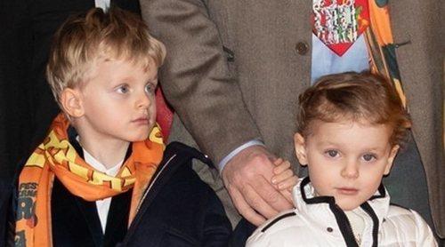 La especial felicitación de Jacques y Gabriella a su madre Charlene de Mónaco