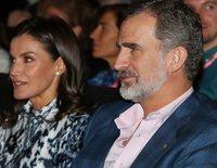 La alegría de los Reyes Felipe y Letizia por el Goya 2020 a Mejor Película Documental