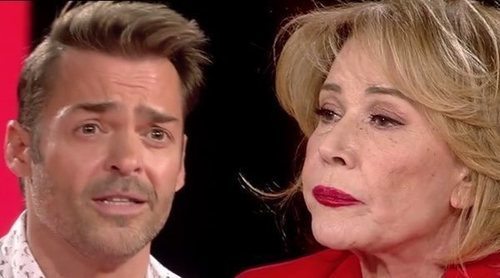 Hugo Castejón abandona 'El tiempo del descuento' y ataca duramente a Mila Ximénez