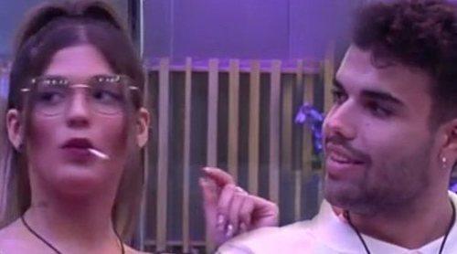 El edredoning entre Pol y Nuria en 'El tiempo del descuento' cuando acabó una fiesta: 'Se me fue la olla'