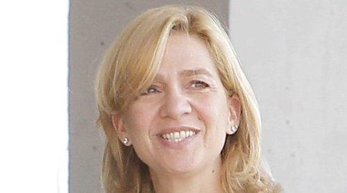 La Infanta Cristina deja La Caixa tras 26 años para trabajar solo para el Aga Khan