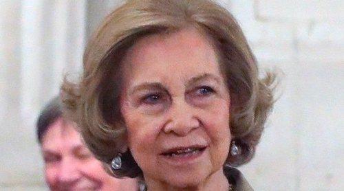 La Reina Sofía acude a un concierto en homenaje a las víctimas del Holocausto