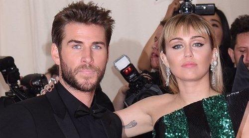 Miley Cyrus y Liam Hemsworth ya están oficialmente divorciados