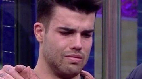 Pol se derrumba tras la expulsión de Nuria MH 'en 'El tiempo del descuento': 'Es alguien muy importante'